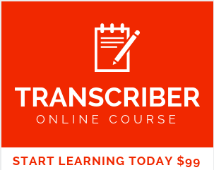 how to become a professional transcriber